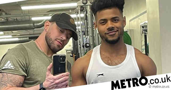 Duncan James reveals homophobic fans told him he would 'go to hell' over relationship with boyfriend Rodrigo Reis