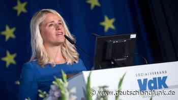 Teilhabebericht - VDK-Präsidentin Bentele fordert mehr Anstrengungen für Behindertensport - Deutschlandfunk