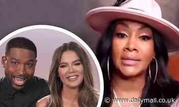 Vivica A. Fox urges Khloe Kardashian to leave Tristan Thompson amid latest cheating claims