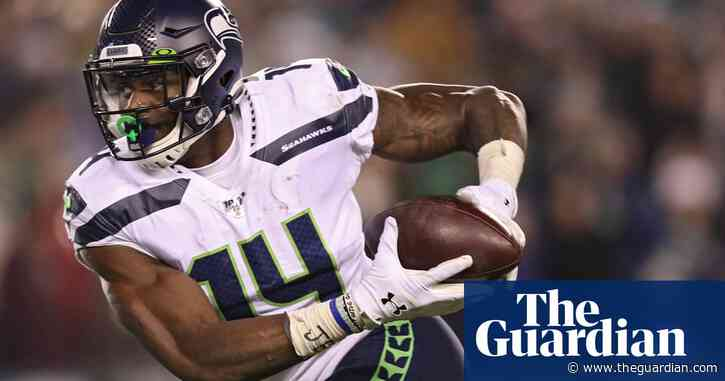 Seahawks' DK Metcalf to run in 100m at USATF meet with eye on Olympic trials