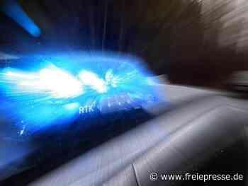 Brandstiftung als Auslöser für Feuer in Freiberg vermutet - Freie Presse