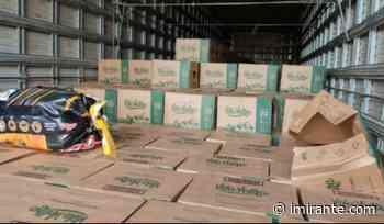 Empresários são presos por receptação de carga roubada em Barra do Corda - Imirante.com