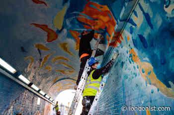 Lewisham School Of Muralism's Brightening The Streets Of South London - Londonist