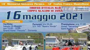 16 maggio 2021: 16° Slalom Sorrento-Sant'Agata - Positanonews - Positanonews