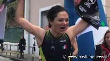 Sorrento, Lidia Principe secondo posto nel Triathlon delle Palme - Positanonews - Positanonews