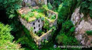 Sorrento, la spaccatura nella roccia conserva edifici nascosti: la meraviglia del Vallone dei Mulini - Il Messaggero