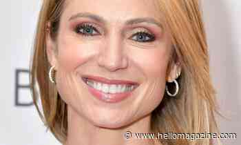 Amy Robach reveals incredible health update in emotional post – fans show support