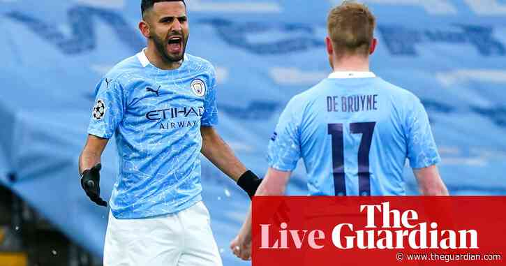 Manchester City 2-0 PSG (agg: 4-1): Champions League semi-final, second leg – live!
