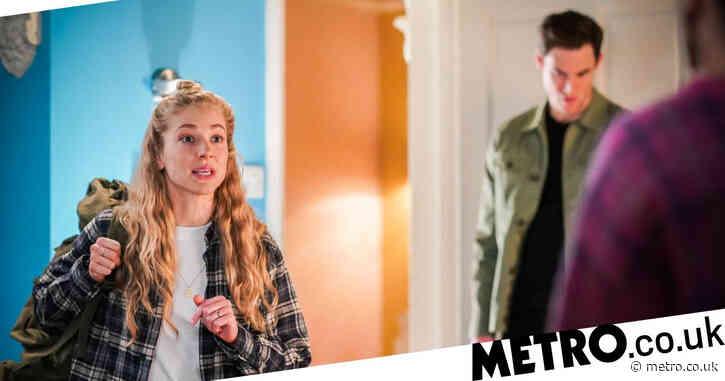 EastEnders spoilers: Sex drama for Nancy Carter and Zack Hudson?