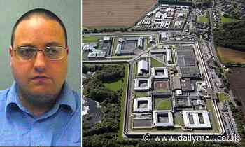 Transgender paedophile attacked prison guard after her razors were removed
