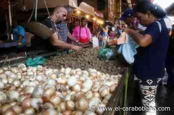 Mercados populares en Maracaibo permanecerán cerrados por semana radical - El Carabobeño