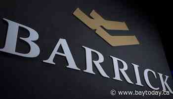 Barrick Gold shareholders approve US$750 million payout at virtual annual meeting