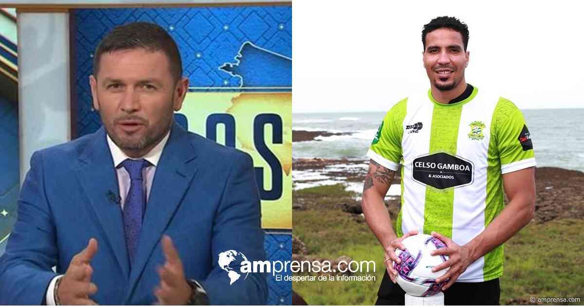 Fonseca cree que el fallo de Limón fue fichar a Alvarado pensando que serían campeones - amprensa.com