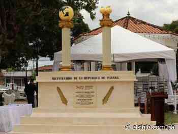 Caen críticas por el monumento del bicentenario colocado en Penonomé - El Siglo Panamá