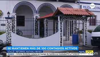 Cárcel Pública de Penonomé registra 125 casos activos de COVID-19 - TVN Noticias