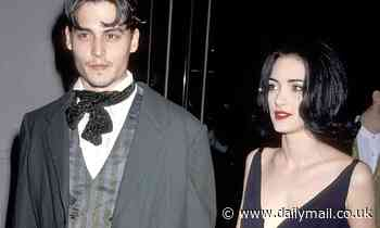 Johnny Depp, 57, is selling a poem he penned for ex-fiancee Winona Ryder, 49