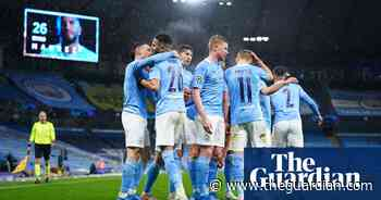 Manchester City 2-0 Paris St-Germain: player ratings from the semi-final