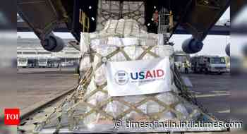 Foreign aid sent to 38 outfits in 31 states and UTs so far