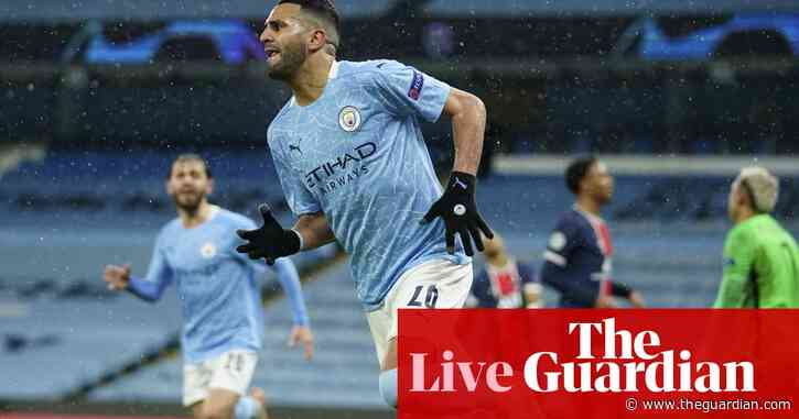 Manchester City 2-0 PSG (agg: 4-1): Champions League semi-final, second leg – as it happened