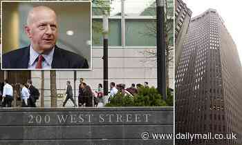 Goldman Sachs employees are expected back in NYC office in June