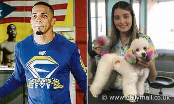 Father of pregnant woman 'killed' by boxer Félix Verdejo rejects death penalty