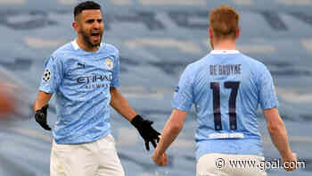 Man City matchwinner Mahrez claims PSG 'lost their nerve and started to kick us'