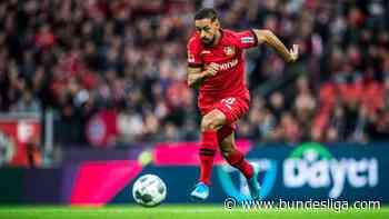 Bayer 04 Leverkusen verlängert mit Karim Bellarabi - Bundesliga.de