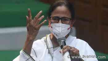 West Bengal: Mamata swearing-in to be low-key due to coronavirus surge - Mint