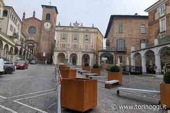 Il centro di Moncalieri completa il cambio di look e da oggi diventa pedonale - TorinOggi.it