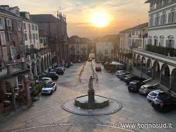 MONCALIERI - Via alla pedonalizzazione del centro storico: da domani stop alle auto dalle 12 - TorinoSud