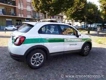 Trova una borsa con cellulare, macchina fotografica e 80 euro Moncalieri, porta tutto alla Polizia municipale - Notizie Torino - Cronaca Torino