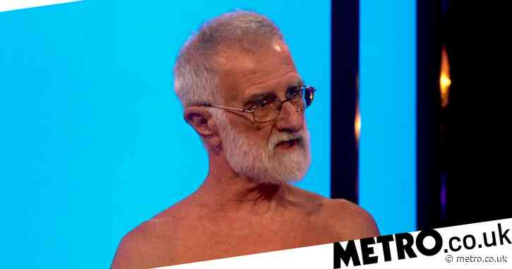 Oldest ever Naked Attraction singleton Ian, 75, reveals nipple and genital piercings