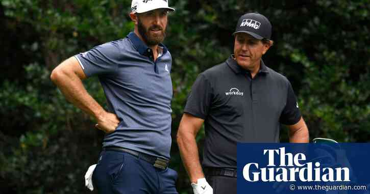 Golfers warned signing for breakaway tour will lead to PGA Tour ban