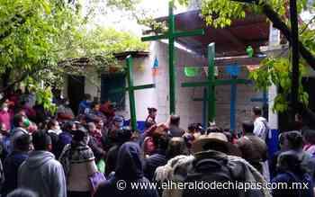 Defensores de humedales declaran lugar sagrado la Ciénega 5 de Marzo - El Heraldo de Chiapas