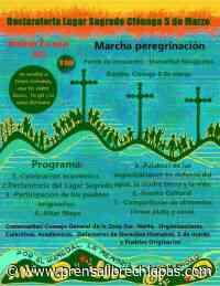 """Declararán lugar sagrado la """"Ciénega 5 de Marzo"""" - Prensa Libre Chiapas"""