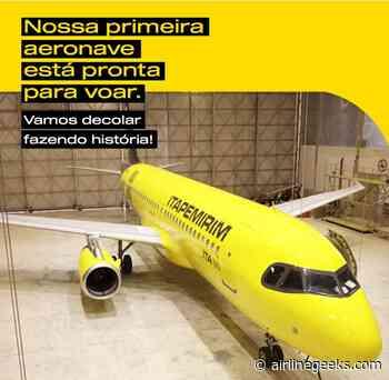 Itapemirim Recieves Green Light by Brazil's Aviation Regulator - AirlineGeeks.com
