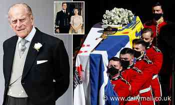 Prince Philip died of 'old age', official death certificate reveals