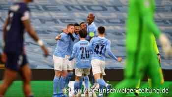 ManCity erstmals im Champions-League-Finale