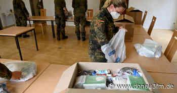 Bundeswehr in Dornstadt hilft in Indien | DONAU 3 FM - DONAU 3 FM
