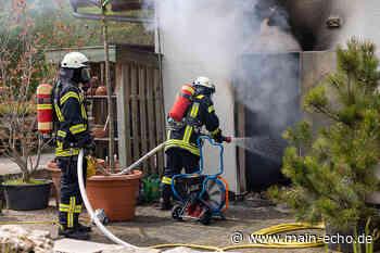 Brand in Gärtnerei in Seligenstadt - Main-Echo