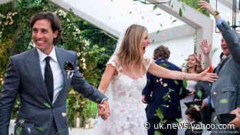 Gwyneth Paltrow wore Oscars jewels for wedding to Brad Falchuk - Yahoo News UK
