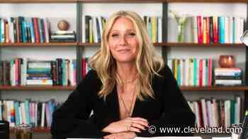 Gwyneth Paltrow revisits some of her most iconic outfits (video) - cleveland.com