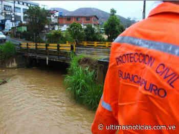 Monitorean zonas críticas de riesgo ante precipitaciones en Los Teques - Últimas Noticias