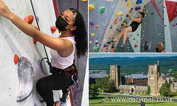 Cornell opens 'BIPOC-only' rock-climbing course to white students amid claims of racism