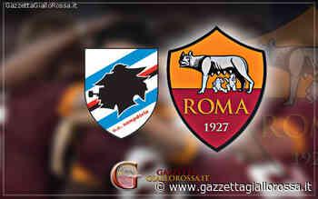 SERIE A LIVE | Sampdoria vs. AS Roma 2-0 - Gazzetta Giallo Rossa