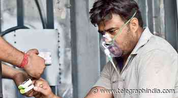 'Need: 976 tonnes; Supply: 393 tonnes of oxygen' flags Delhi Jal Board - Telegraph India