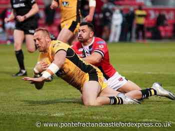 Daryl Powell pleased as Castleford Tigers grind out victory over Salford Red Devils - Pontefract and Castleford Express