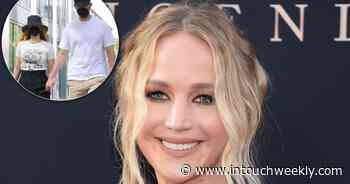 Jennifer Lawrence, Husband Cooke Maroney Hold Hands During Rare Outing - inTouch Weekly