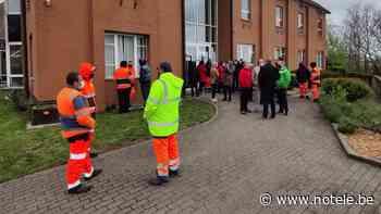 Pecq : l'administration à l'arrêt pour protester contre le licenciement jugé abusif d'un employé communal - Notélé