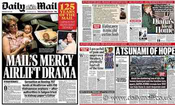The Mail campaigns that changed the world